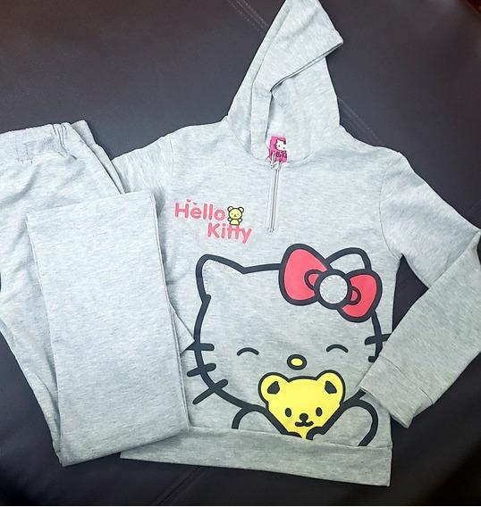 Conjunto De Chaqueta Y Mono De Hello Kitty