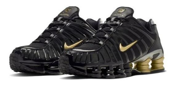 Tênis Nike Shox Ti 12 Molas Njr Original - 70% Off !