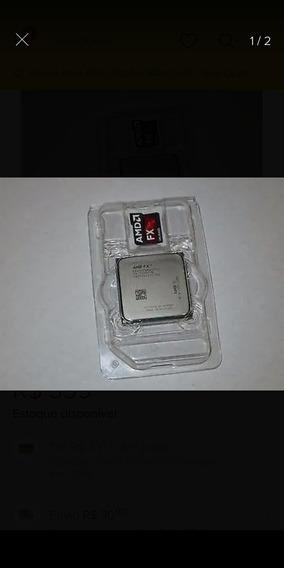 Kit Processador E Memória Ram, Fx 6100, 4gb Ddr3 + Cooler