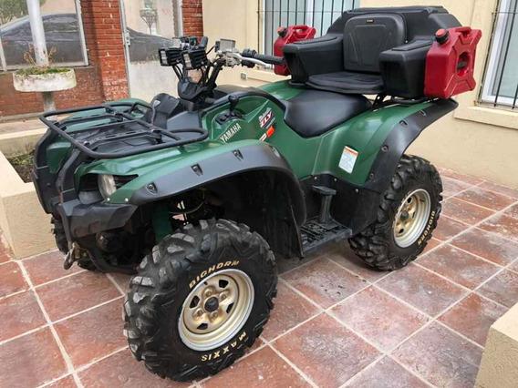 Hace Tu Oferta - Yamaha Grizzly 550 4x4