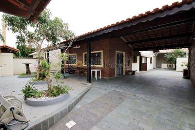 Casa Com 5 Dorms, Gaivotas, Itanhaém - R$ 389.900,00, 240m² - Codigo: 373 - V373