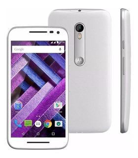 Motorola Moto G3 Dtv Xt1544 16gb Cam 13mp Anatel Outlet