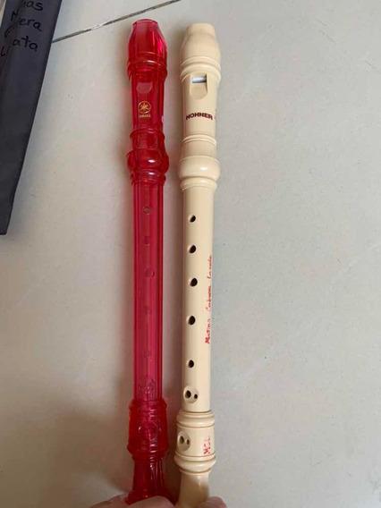 Flauta Yamaha Y Honner