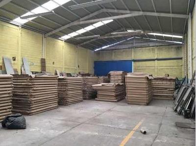 Renta De Bodega Industrial En Tultitlán - Estado De México