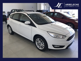 Ford Focus S 1.6 Manual Nuevo Modelo! Arbeleche