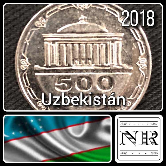 Uzbekistan - 500 So