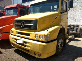 M Benz L-1418 89/90 Truck Chassi - R$ 55.000