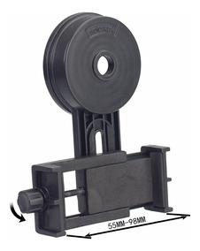 Adaptador De Celular Para Fotografia Telescópio Binóculos
