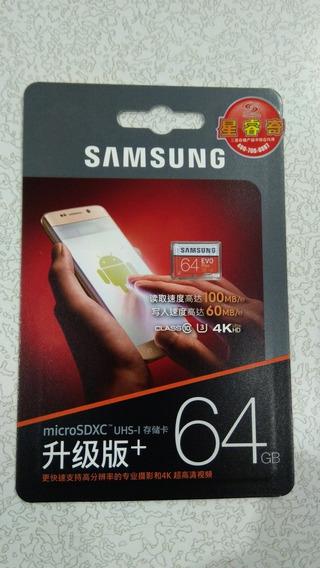 Cartao De Memoria Samsung De 64 Gb
