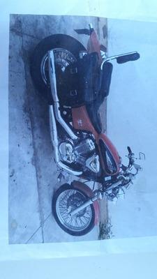 1996 Honda Shadow Vlx650 Deluxe