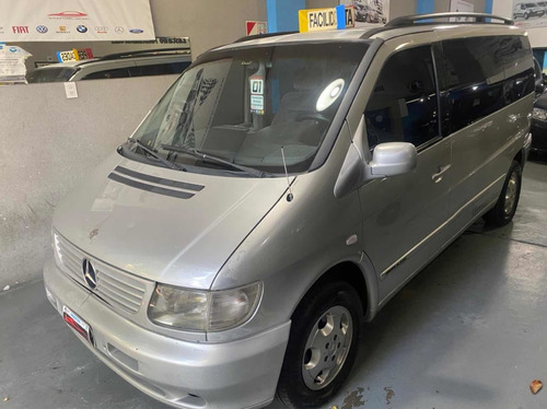 Mercedes-benz Viano 2.2 220 Cdi 7 Pax At 2001