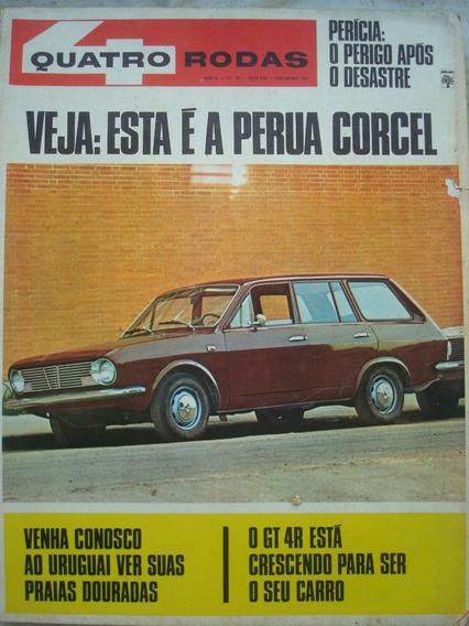 4 Rodas 103 Fevereiro De 1969