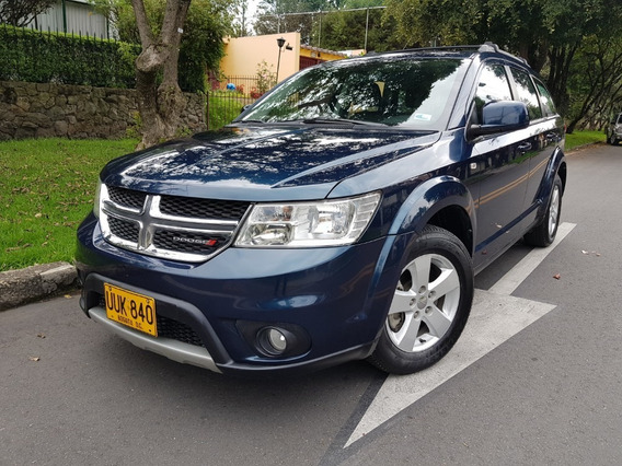 Dodge Journey Se At 2.4 7 Puestos 2015
