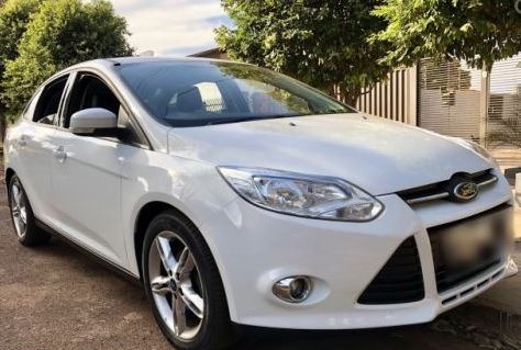 Ford Fiesta Sedan 1.6 16v Titanium Flex Powershift 4p