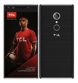 Smartphone Celular Tcl T7 Tela 5.7 4g 12mp Octacore 3gb 32gb