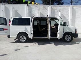 Chevrolet Express 6.0l Ls Pasajeros O Carga (eduardo)