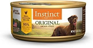 Instinct Original Grain Free Real Chicken Recipe Natural Wet