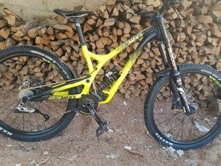 Bicicleta Commencal V4 2016