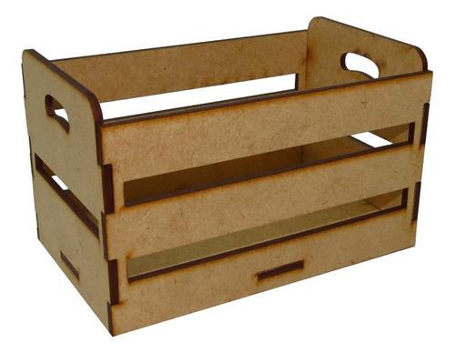 Imagen 1 de 3 de Cajón Tipo Verdulero Grande - Serviart