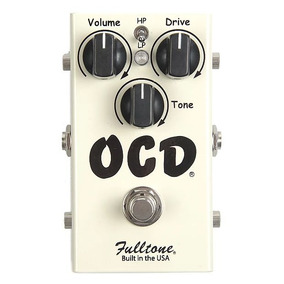 Fulltone Ocd - Overdrive Distortion -envio 24h - Made In Usa