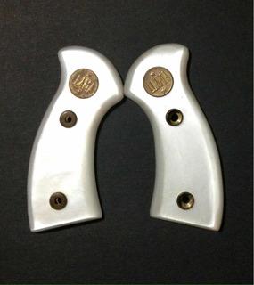 Cachas Para Llama Modelo 8 Pistola De Fogueo Y Salva