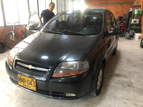 Chevrolet Aveo Ls 1.4 2008