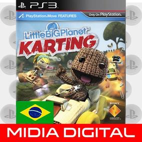 Littlebigplanet Karting Lbp Kart Dublado Psn Playstation 3