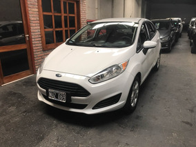 Ford Fiesta Kinetic Design 1.6 Sedan Se Plus 120cv 2014