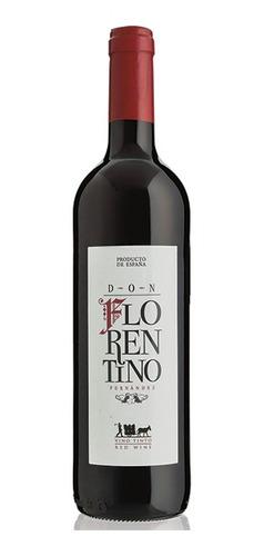 Imagen 1 de 3 de Vino Tinto Don Florentino 750 Ml