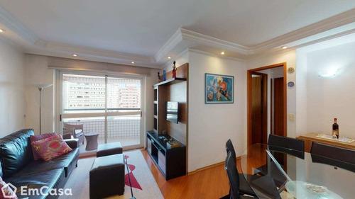 Imagem 1 de 10 de Apartamento À Venda Em São Paulo - 28084