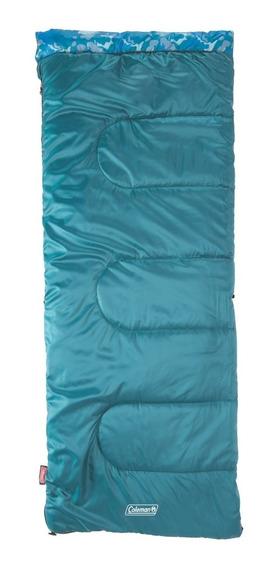 Coleman Plum Fun Sleeping Bag Juvenil 45° F Blue