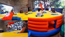 Alquiler De Castillos Inflables Acuaticos Adultos Niños