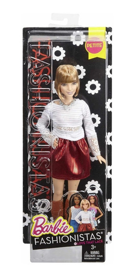 Barbie Fashionista Doll 23 Love That Lace Petite