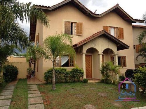 Imagem 1 de 15 de Casa À Venda Por R$ 495.000,00 - Quinta Do Bosque - Cotia/sp - Ca0782