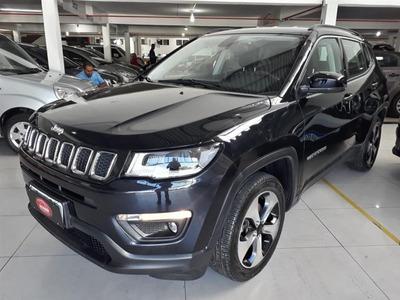 Jeep Compass 2.0 16v Flex Longitude Automático 2017/2017
