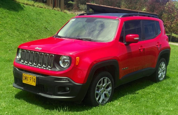 Jeep Renegade Longitude 4x4 2400cc