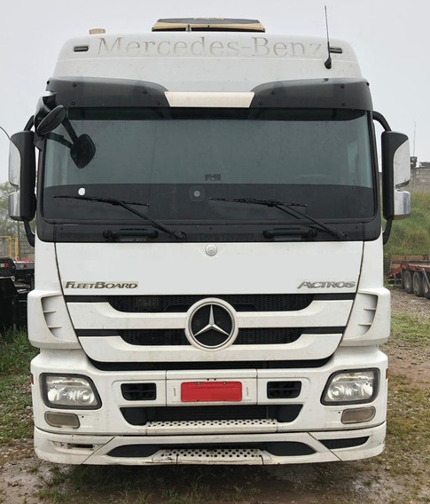 Mercedes Mb Actros 2546 6x2 2013 Vw/volvo/iveco/scania
