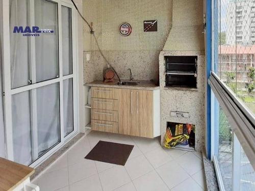 Imagem 1 de 12 de Apartamento Residencial À Venda, Jardim Astúrias, Guarujá - . - Ap10903