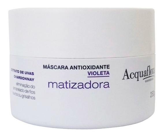 Acquaflora Máscara 250g Antioxidante Violeta Matizadora