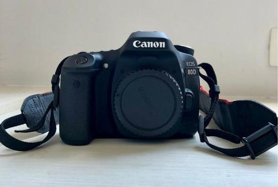 Canon 80d (corpo)