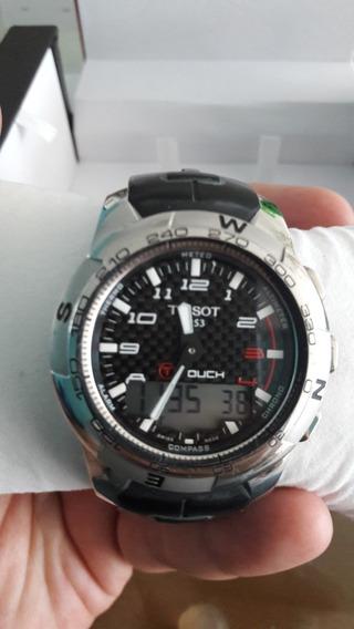 Relógio Tissot Touch Ii - Modelo T047420 - Excelente Estado