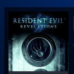 Resident Evil® Revelations Ps3 Psn Midida Digital 12 Gb