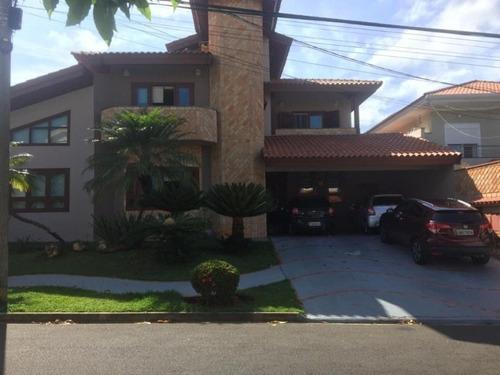 Sobrado Com 4 Dormitórios À Venda, 412 M² Por R$ 1.600.000 - Condomínio Granja Olga Ii - Sorocaba/sp. - So0119 - 67640802