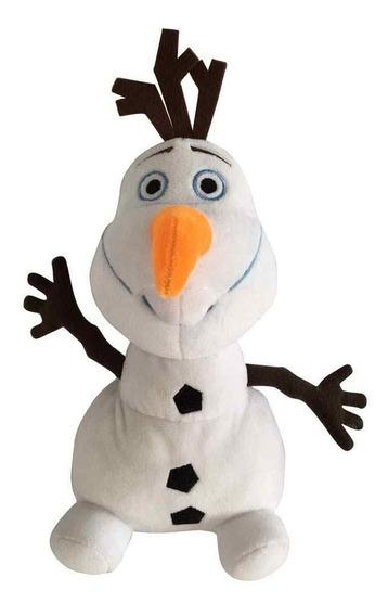 Peluche De Olaf Elsa 25cm 1/2 Fa682