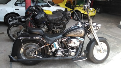 Harley Davidson Fat Boy 1450 Carburada Original.
