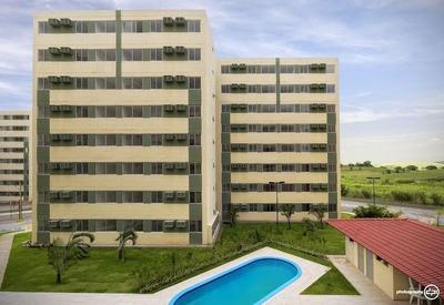 Apartamento Em California, Ipojuca/pe De 53m² 2 Quartos À Venda Por R$ 140.000,00para Locação R$ 700,00/mes - Ap149170lr