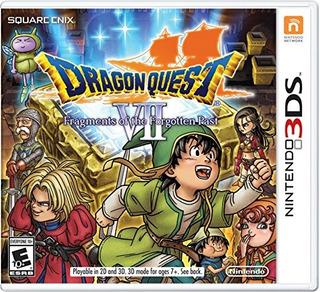 Juegosdragon Quest Vii Fragmentos Del Pasado Olvidado - N..