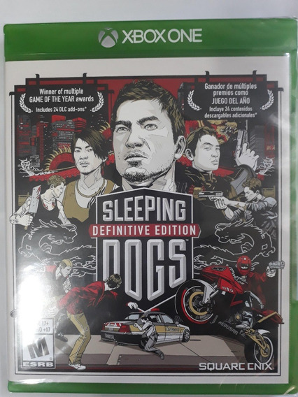 Jogo Sleeping Dogs ( Definitive Edition) Xbox One