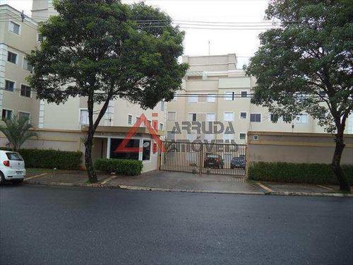 Imagem 1 de 16 de Apartamento Com 3 Dorms, Condomínio Spazio Ilha Di Fiori, Itu - R$ 280 Mil, Cod: 42315 - V42315