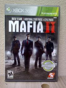 Jogo Mafia 2 Xbox 360 - Ed. Especial 2 Discos - Original
